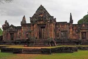 Northeast Thailand Buriram - Khmer Temple