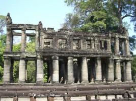 Phreah Khan temple Cambodia