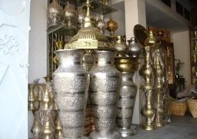 Silver craft mandalay Myanmar