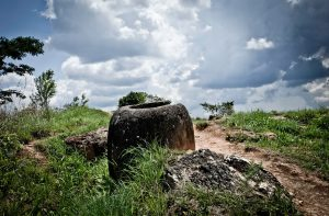 Xieng Khouang Laos -plain of Jars