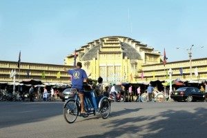 Russian-market Phnom Penh Cambodia
