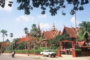 national-museum Phnom Penh Cambodia