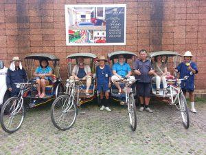 trishaw tour chiang mai