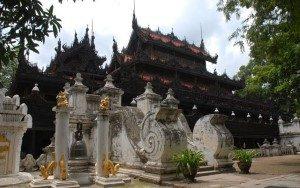 Shwe Nandaw-Mandalay Myanmar