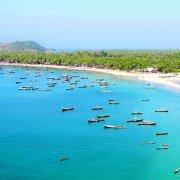most beautyful beach myanmar