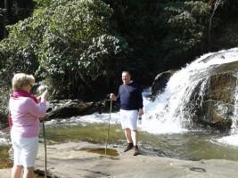 Northern Thailand trip - jungle trekking