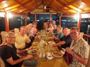 Private dinner cruise Bkk - feedback